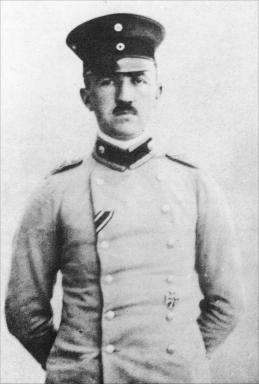 Hauptmann Wilhelm Schramm