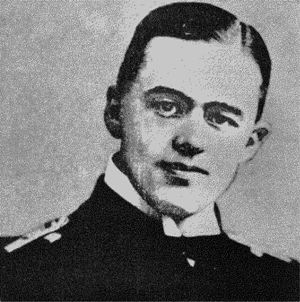 Oberleutnant zur See Werner Peterson