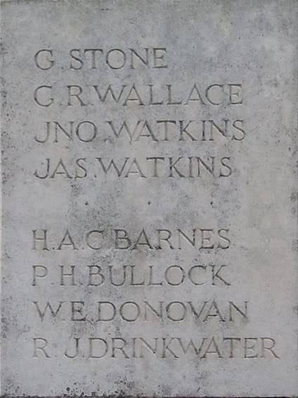 War Memorial - Claines, Worcestershire, England