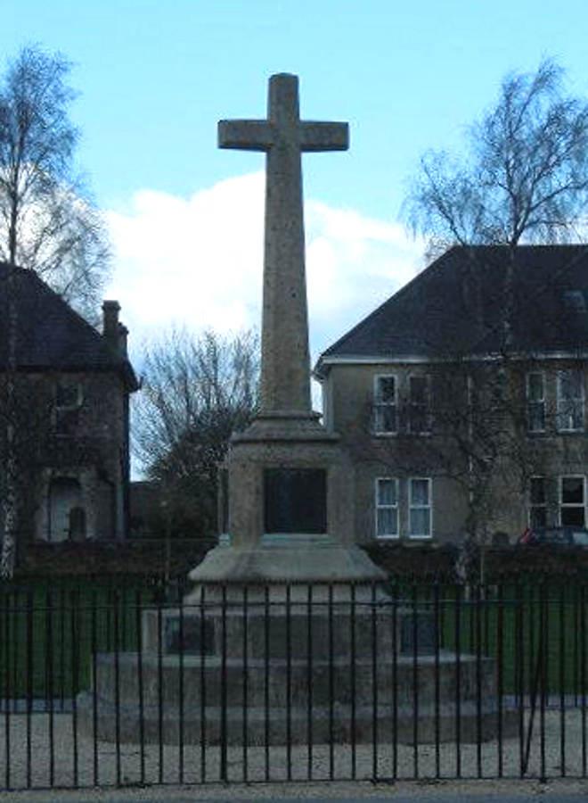 War Memorial - Coombe Down, Somerset, England
