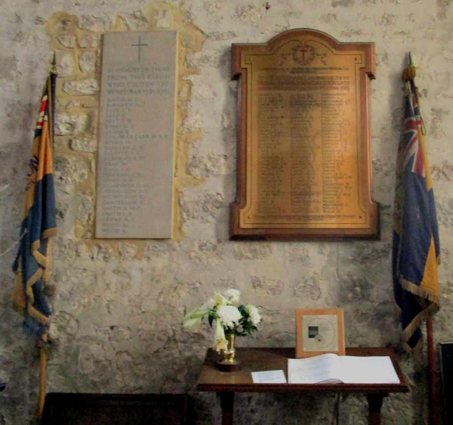 Memorial panels