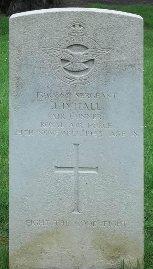 John Donald Hall
