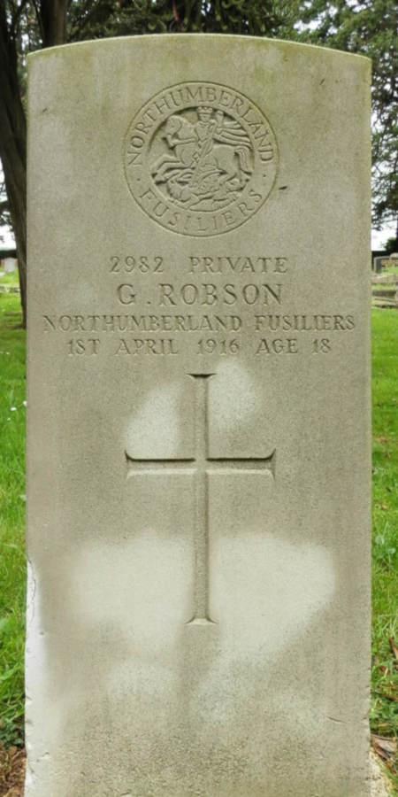 George Robson
