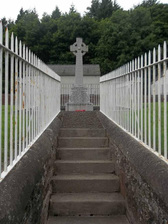 War Memorial - WW I and WW II