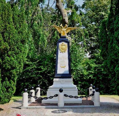 War Memorial War of 1864