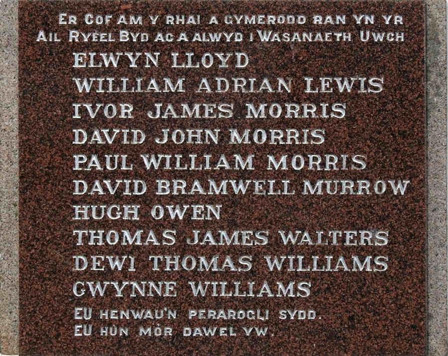 Names 1939-1945