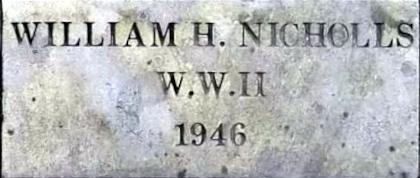 William H. Nicholls