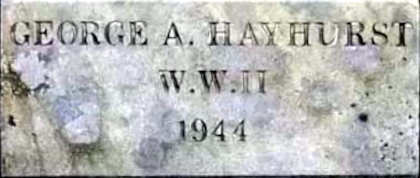 George A. Hayhurst