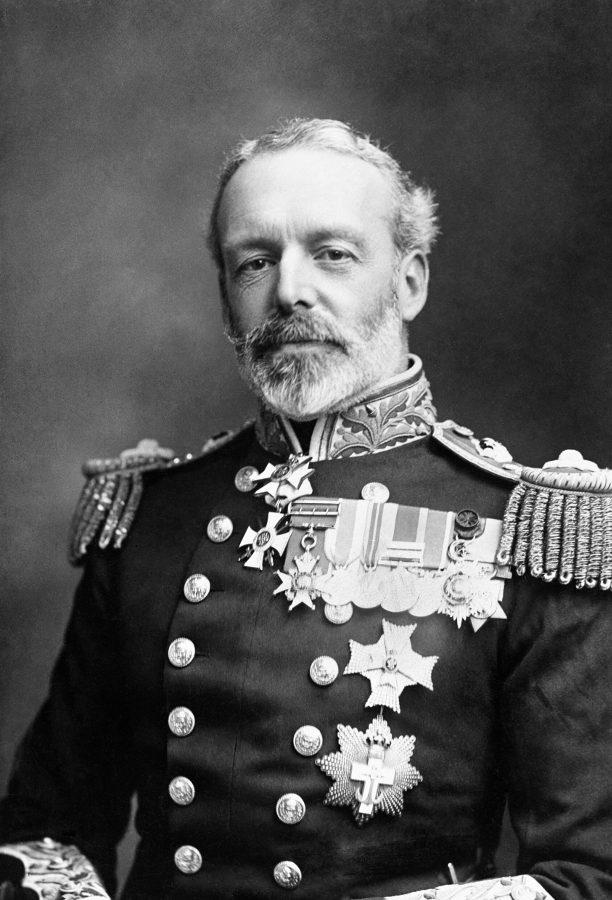 Sir Christopher George F. M. Cradock