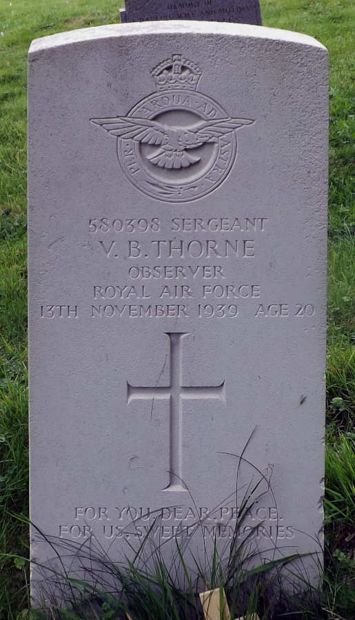 Victor Brunsden Thorne