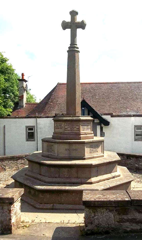 War Memorial - Luncarty, Perth and Kinross, Scotland