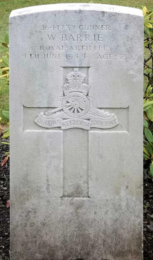 Grave William Berrie