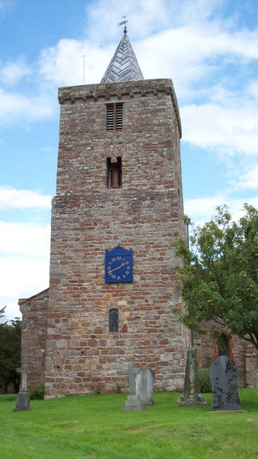 Tower of St Laurence's Church