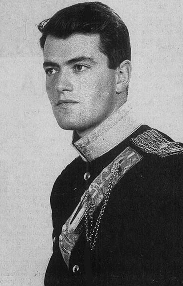 Lieutenant Richard Madden