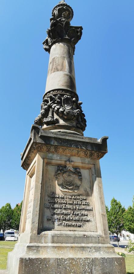 War Memorial 1864, 1866 and 1870/71