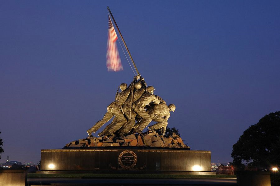 War Memorial US Marine Corps