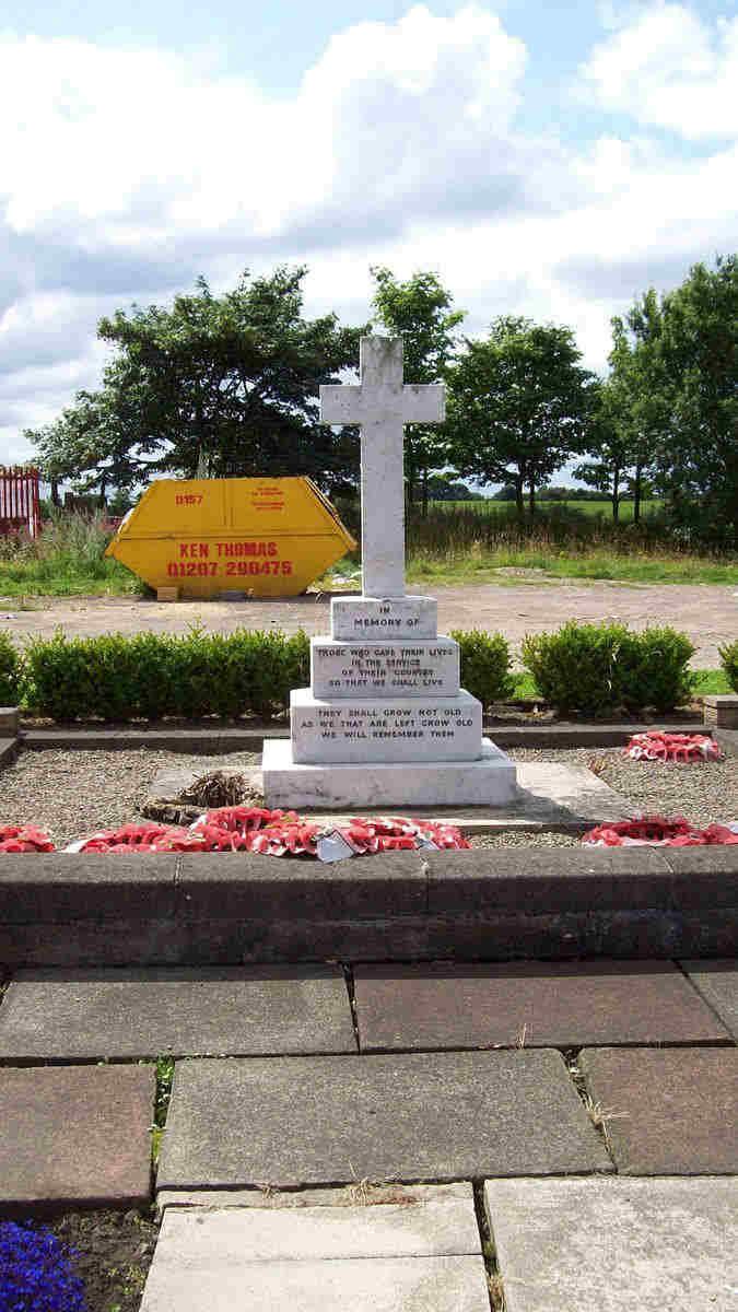 War Memorial Sacriston
