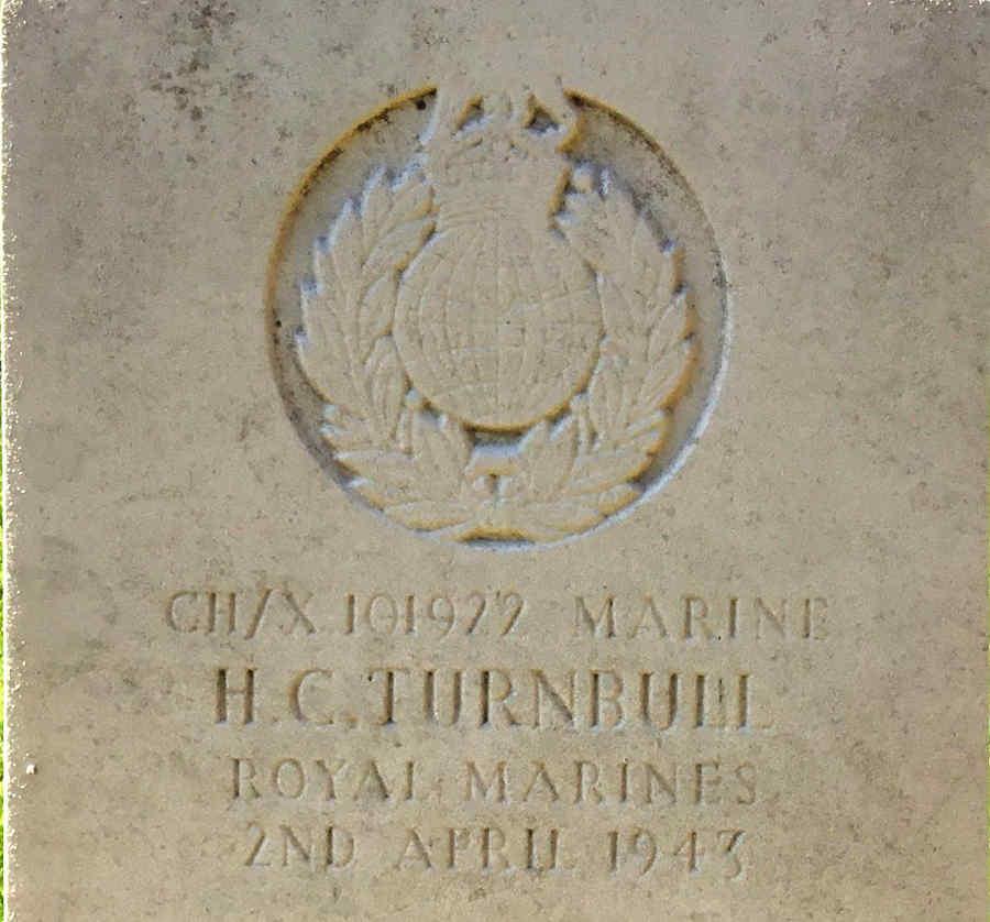 Marine H. C. Turnbull