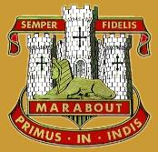 Badge Dorset and Devonshire Regiment