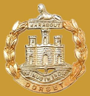 Badge Dorset Regiment