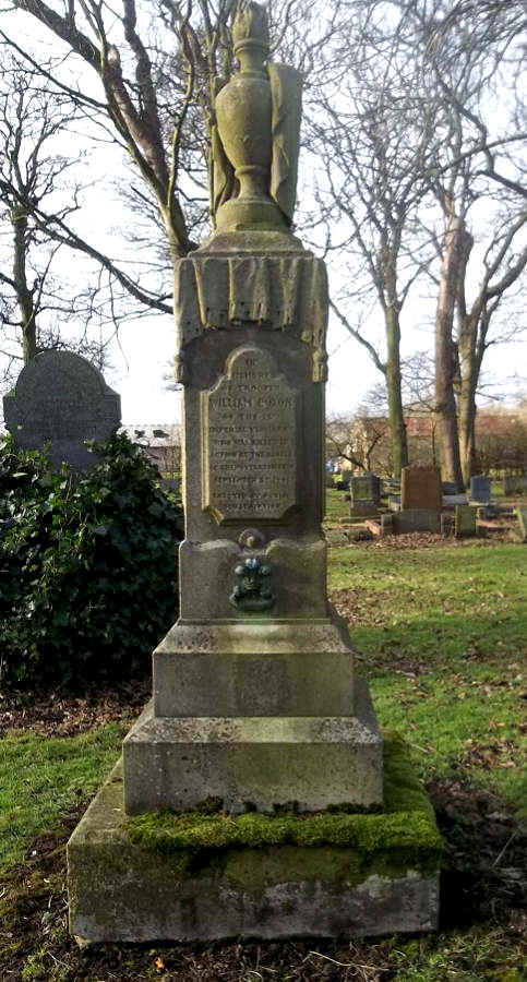 War Memorial - Seaton Delaval, Northumberland, England