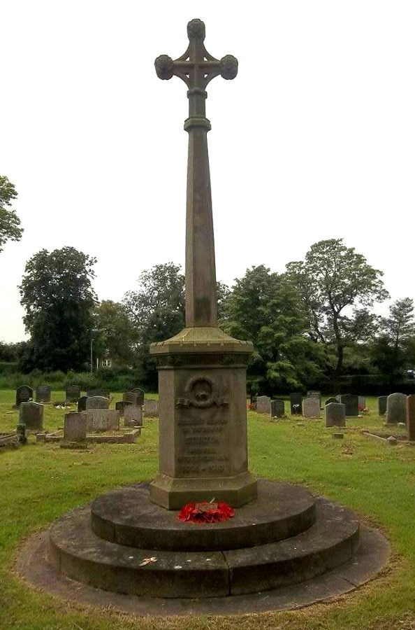 War Memorial - Sturton, Nottinghamshire, England