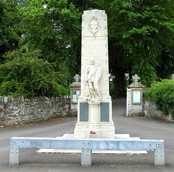 War Memorial - Walford, Herefordshire, England