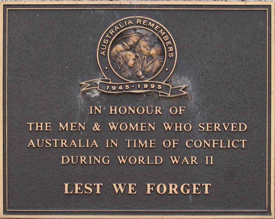 Remembrance 1995