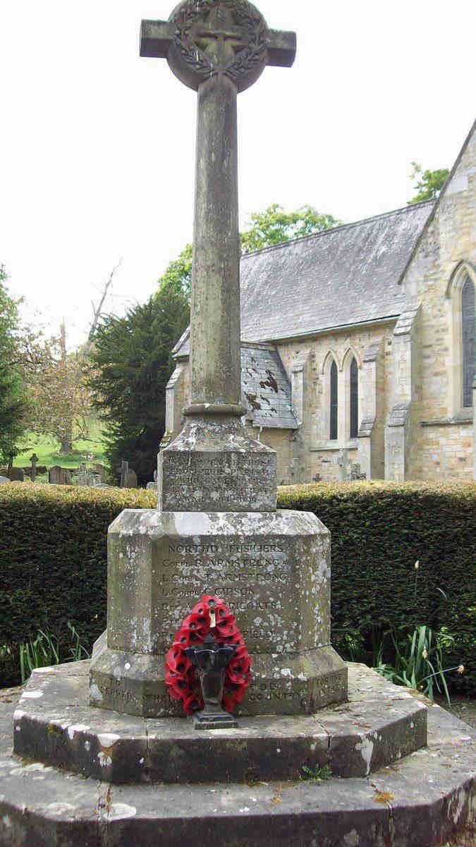 War Memorial WWI and WW II