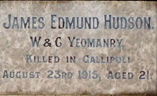 James Edmund Hudson