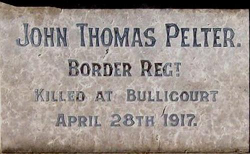 John Thomas Pelter