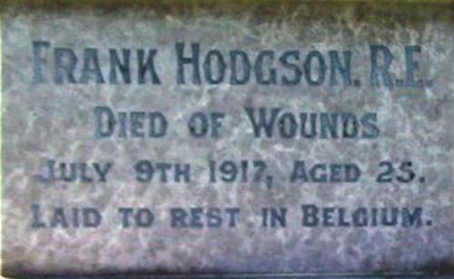 Frank Hodgson