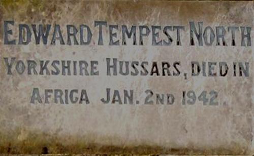 Edward Tempest North