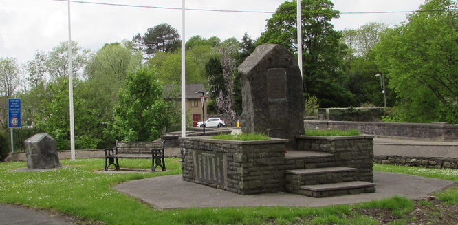 War Memorial WW I and WW II