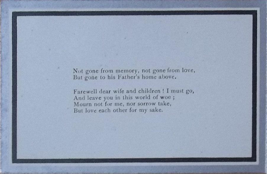 Memory Card - Thomas Johnson