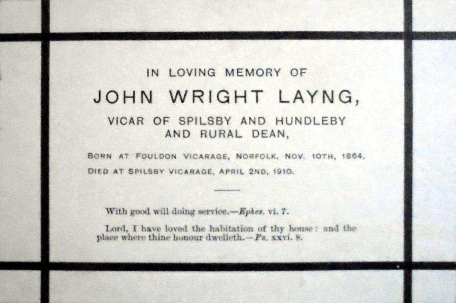 Memory Card - John Wright Layng