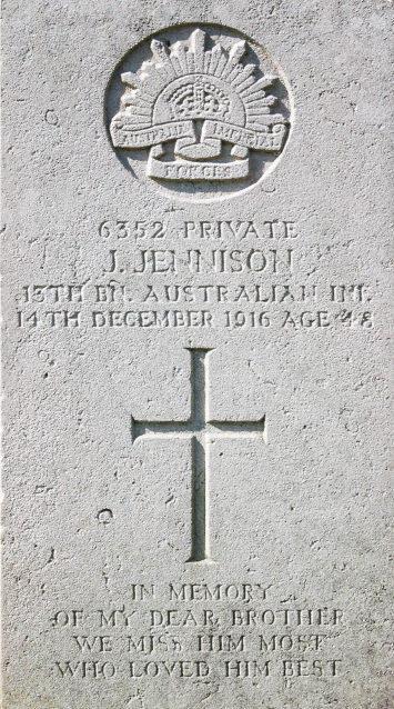 Private John Jennison