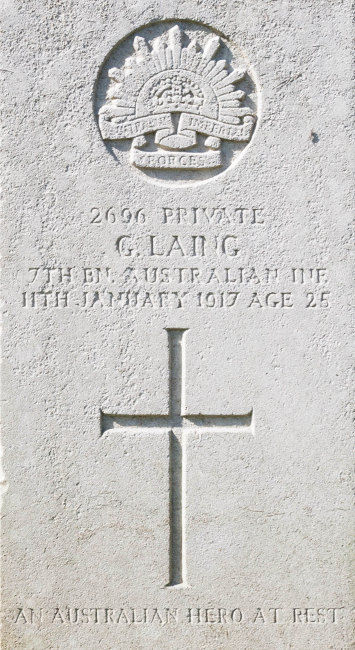 Private George Laing