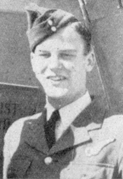 Pilot Officer Douglas Moultrie