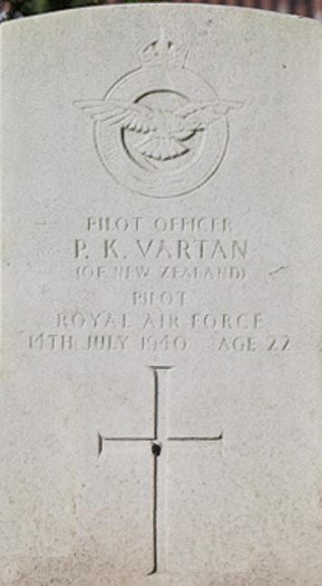 P/O. Phillip Knox Vartan