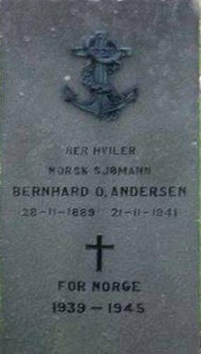 Bernhard O. Andersen