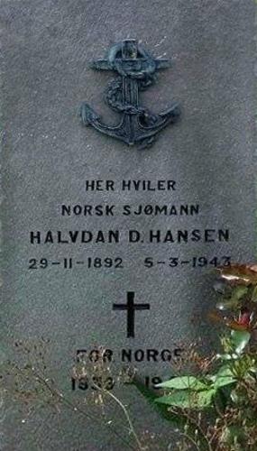 Halvdan Didrik Hansen