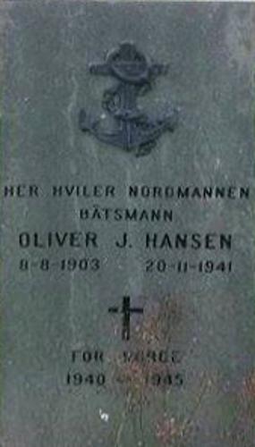 Oliver Johannes Hansen