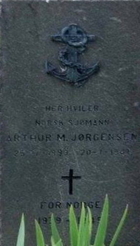 Arthur Marius Jorgensen